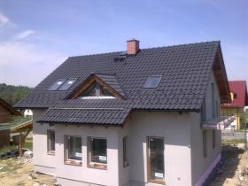 Rekonstrukce střechy