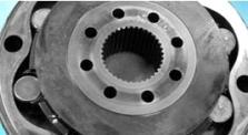 Opravy hydraulických čerpadel a hydromotorů PEDKOV