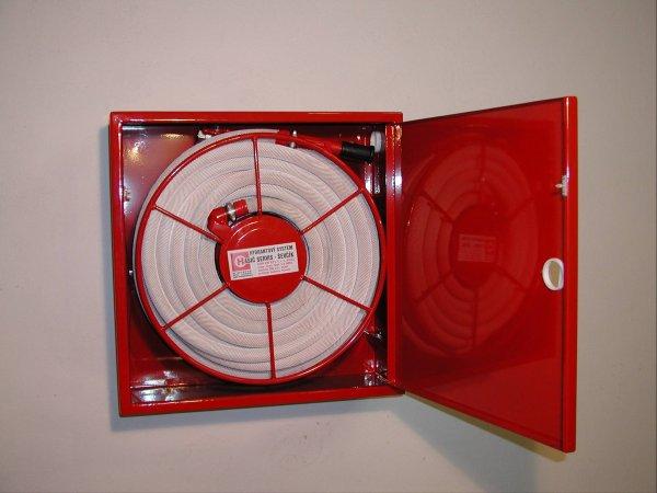 Revize a opravy hasičských přístrojů