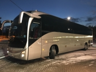 Doprava minibusem - Martin Berka