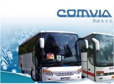 Zájezdy - COMVIA BUS