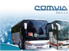 Autobusová doprava - COMVIA BUS