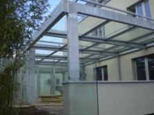 Balkóny a zábradlí Sklomont