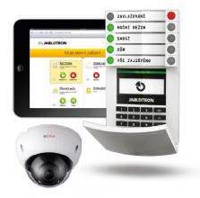 Zabezpečovací technika – instalace, připojení k PCO