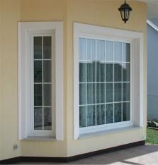 Plastová okna a plasté dveře