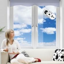 Robotický čistič okien - ENEFTECH