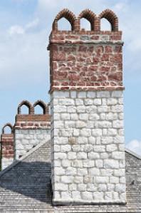 Stavba a vložkování komínů