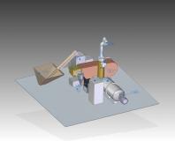 Výroba elektrické energie z biomasy
