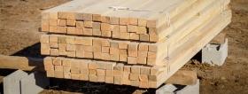 Akátové a dubové tyče - kvalita C/D
