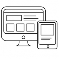Moderní webové stránky