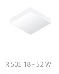 LED svítidla série R