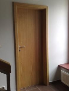 Protipožární dveře plné hladké