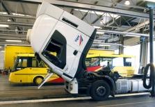Servis nákladních a osobních vozidel - TQM - holding