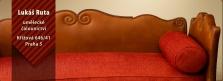 Výroba záclon, závěsů, potahování stěn a čalounění dveří