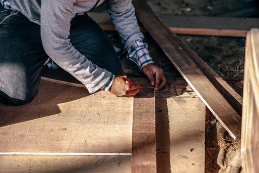 Klempířské, tesařské práce