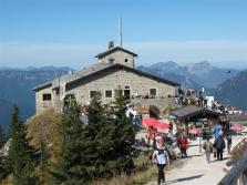 Barevný víkend v Salcbursku, Berchtesgaden a Orlí hnízdo