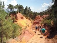 Přírodní parky a památky Provence s koupáním