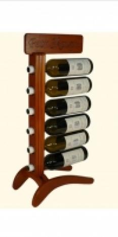 Stojan na víno (6 lahví 75cl)