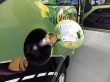 Přestavby a montáž na LPG/CNG