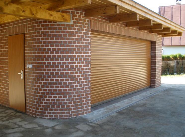 Výroba, montáž garážových vrat