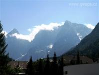 Putování a relaxace v Julských Alpách