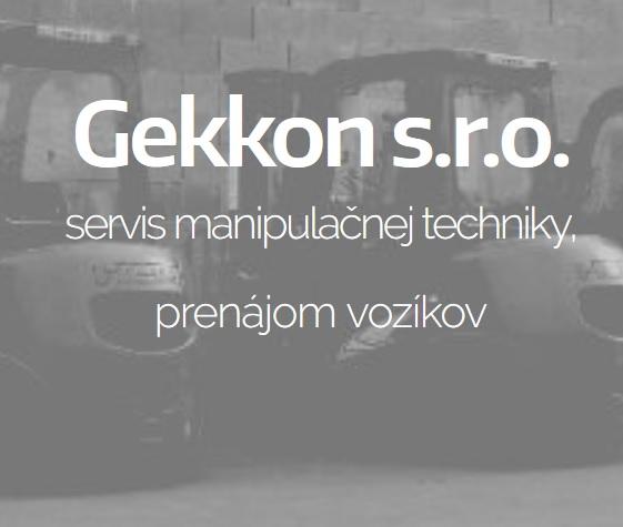 Manipulačná technika Gekkon