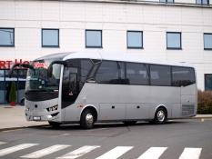 ISUZU VISIGO HYPER 35 míst - Cummins 320 koní Euro 6D coach 9,5m