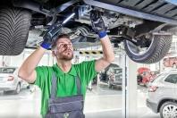 Autoservis - autorizovaný servis pro vozy ŠKODA a VW užitkové