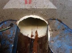 Prohlídky a sanace potrubí
