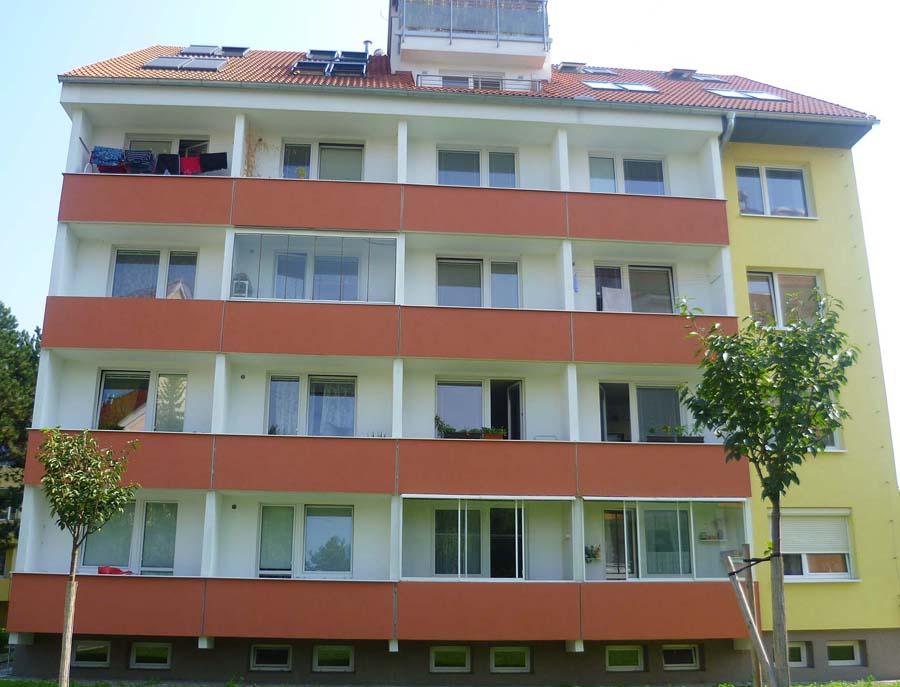 Revitalizace panelových domů