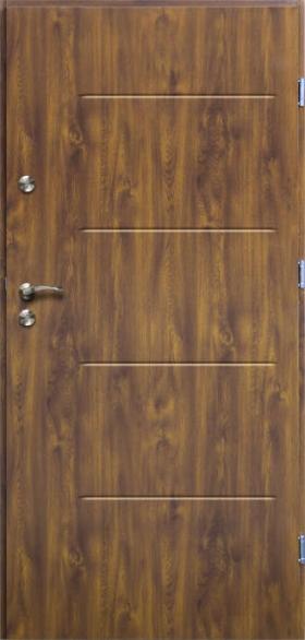 Vchodové dveře a garážová vrata