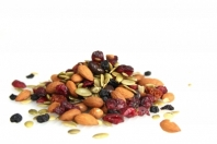 Sušeného ovoce, ořechů, přísad a polotovarů z ovoce