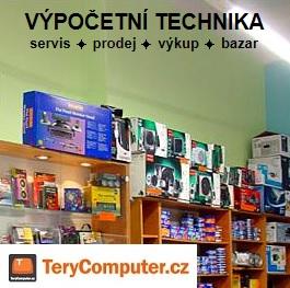 Bazar s výpočetní technikou TeryComputer