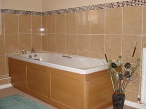 Rekonstrukce bytového jádra a koupelny