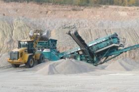 Recyklace stavebního odpadu