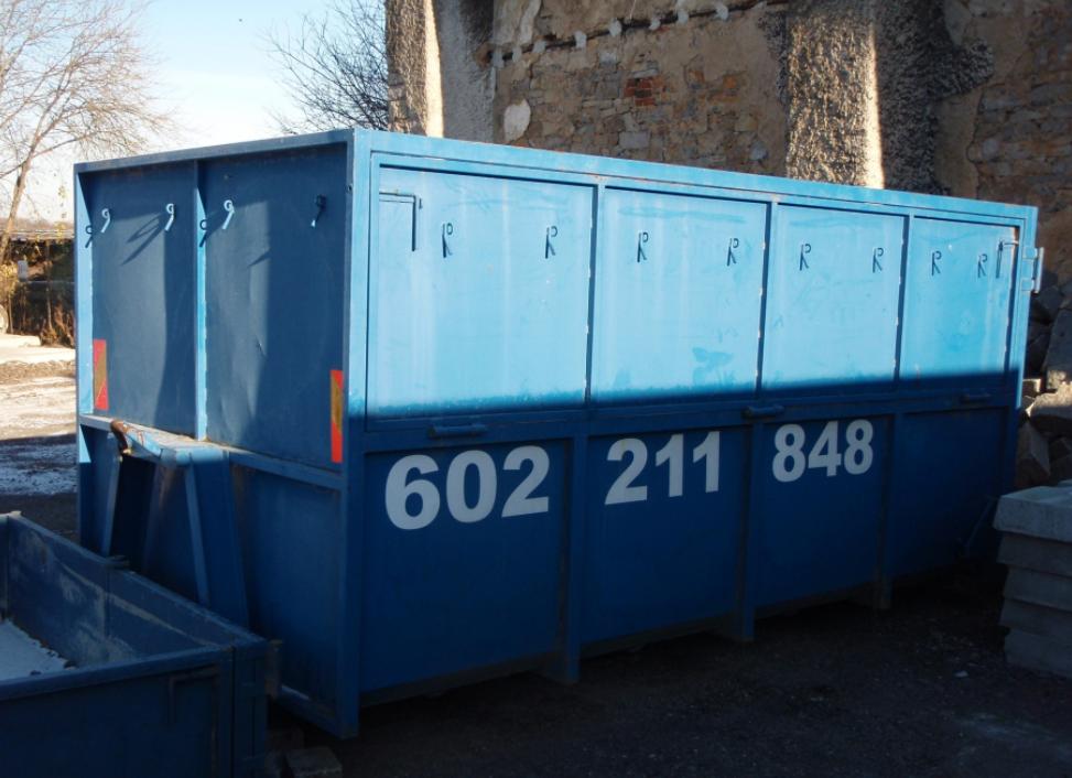 Kontejner a kontejnerová doprava