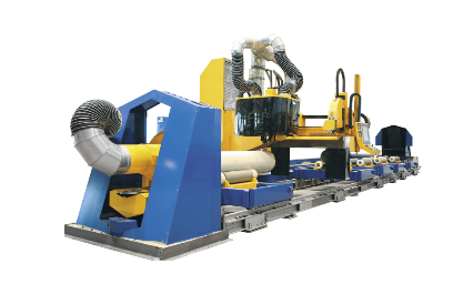 Prodej strojů pro plazmové a autogenní dělení materiálů