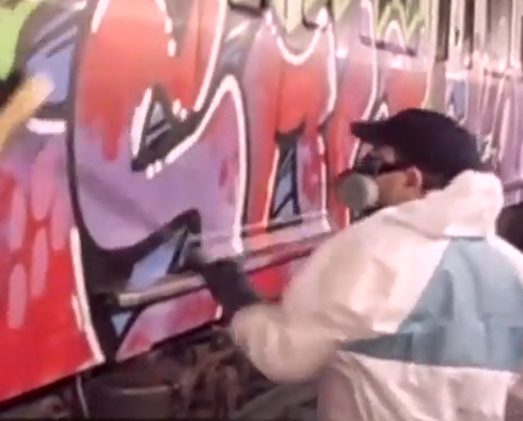 Antigraffiti systém