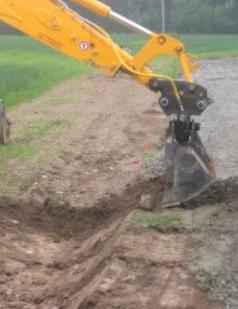 Zemní, výkopové a demoliční práce