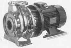 Hydrodynamická čerpadla Ebara