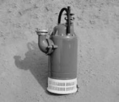 Protipovodňová čerpadla KDFU