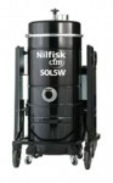 Mobilní průmyslové vysavače Nilfisk CFM