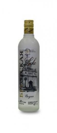 Originální běloruská vodka
