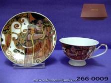 Porcelán Gustav Klimt