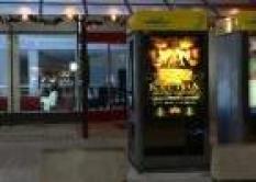 Telefonní kabiny - reklamní nosič typ PVC