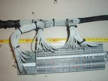 Kabelové svazky a testovací kabeláže