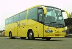 Doprava autobusy Scania K113 CLA