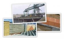 Křemenné písky pro stavebnictví