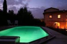 Bazénová světla s LED diodami