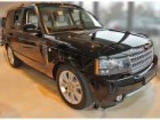Land Rover Range Rover 4.4 TDV8 Vogue